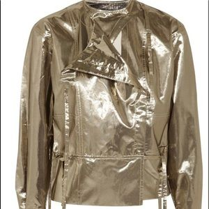 Isabel Marant lame lightweight jacket